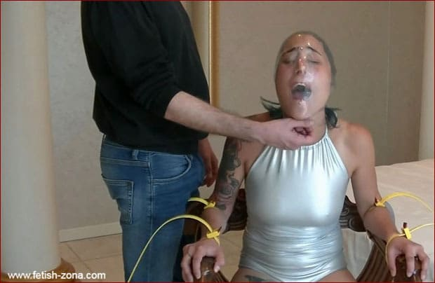 Extreme torment in breath control - FULL HD 1080p